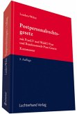 Postpersonalrechtsgesetz (PostPersRG), Kommentar