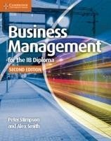 Business Management for the IB Diploma Coursebook - Stimpson, Peter; Smith, Alex