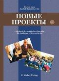 Lehrbuch, m. Audio-CD + DVD-ROM / Novye Proekty