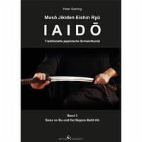 Iaido - Traditionelle japanische Schwertkunst - Güthing, Peter