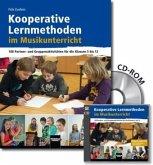 Kooperative Lernmethoden im Musikunterricht - Buch und Doppel-Audio-CD