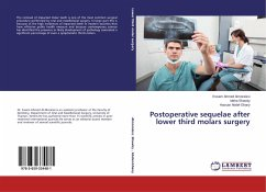 Postoperative sequelae after lower third molars surgery