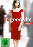 The Good Wife - Season 4.1 DVD-Box