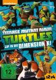 Teenage Mutant Ninja Turtles - Auf in die Dimension X!