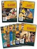 Instrumentenkunde im Musikunterricht, Komplettpaket, 6 DVD-ROM