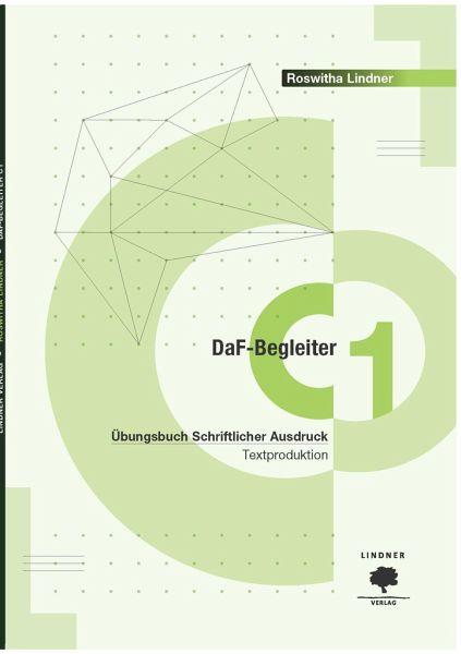 Daf Begleiter C1 Von Roswitha Lindner Schulbücher Portofrei Bei