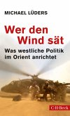 Wer den Wind sät (eBook, ePUB)