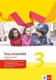 Tous ensemble 3. Cahier d'activités mit MP3-CD. Ausgabe 2013