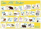 mindmemo Lernposter - Das ABC Poster - in Schreibschrift