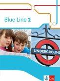 Blue Line 2. Schülerbuch (flexibler Einband)