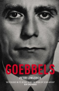 Goebbels (eBook, ePUB) - Longerich, Peter