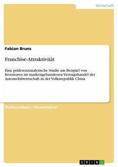 Franchise-Attraktivität