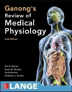 Ganong´s Review of Medical Physiology