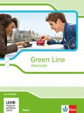 Green Line Oberstufe. Klasse 11/12 (G8), Klasse 12/13 (G9). Schülerbuch mit CD-ROM. Ausgabe 2015. Bayern