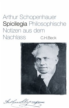 Spicilegia (eBook, PDF) - Schopenhauer, Arthur