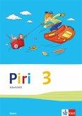 Piri Das Sprach-Lese-Buch 3. Schuljahr. Arbeitsheft in Vereinfachter Ausgangsschrift. Ausgabe für Bayern