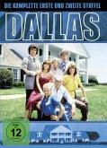Dallas - Die komplette Staffel 1 & 2 DVD-Box