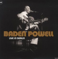 Live In Berlin - Powell,Baden