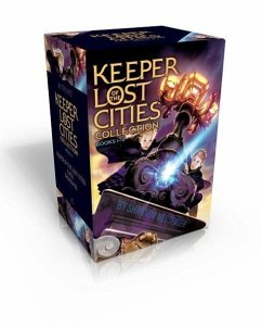 Keeper of the Lost Cities Collection Books 1-3:...