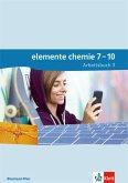 Elemente Chemie. Arbeitsbuch 3. Lernjahr (Klasse 9 oder 10). Ausgabe für Rheinland-Pfalz