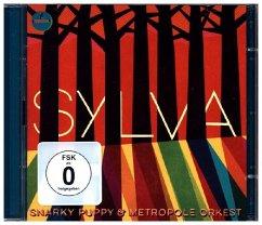 Sylva, 1 Audio-CD + 1 DVD (Jewelcase)