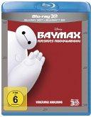 Baymax - Riesiges Robowabohu (Blu-ray 3D, + Blu-ray 2D)
