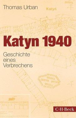 Katyn 1940 (eBook, ePUB) - Urban, Thomas