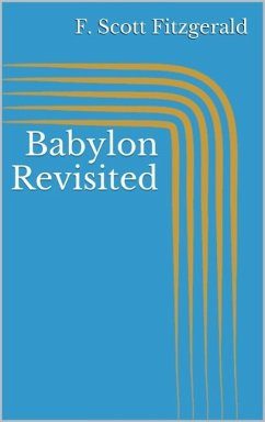 babylon revisited theme essay Themes of babylon revisited essay by papernerd contributor, high school, 10th grade, september 2001 in babylon revisited❠fitzgerald is able to display the character charlie wales, the protagonist in the story, as having an overall good heart.