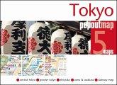 Tokyo PopOut Map