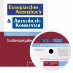 Europäisches Arzneibuch & Arzneibuch-Kommentar - Studienausgabe, 1 DVD-ROM