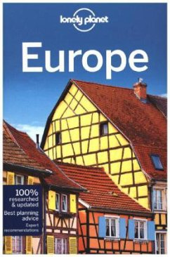 Lonely Planet Europe Guide