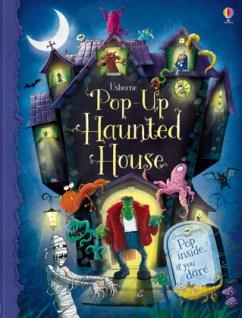Pop-up Haunted House - Taplin, Sam; Fiorin, Fabiano