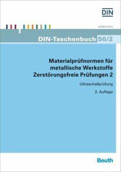 Zerstörungsfreie Prüfungen / Materialprüfnormen für metallische Werkstoffe 2