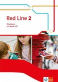 Red Line 2. Workbook mit Audio-CD. Ausgabe 2014