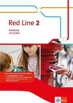Red Line 2. Workbook mit Audio-CD. Ausgabe 2014