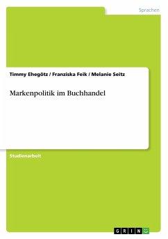 Markenpolitik im Buchhandel