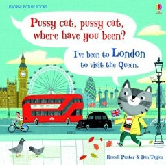 Pussy Cat, Pussy Cat, Where Have You Been? I've Been to London to Visit the Queen - Punter, Russell