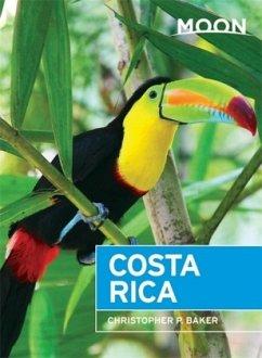 Moon Costa Rica (10th ed) - Baker, Christopher P.