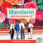 Lonely Planet Mandarin Phrasebook [With CD (Audio)]
