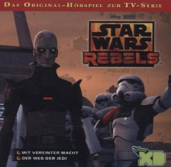 Star Wars Rebels - Folge 4, 2 Audio-CDs