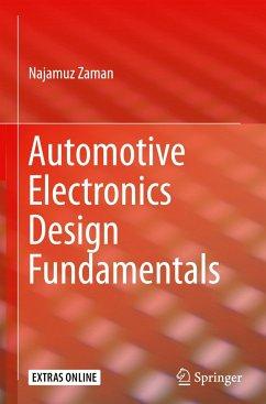 Automotive Electronics Design Fundamentals - Zaman, Najamuz