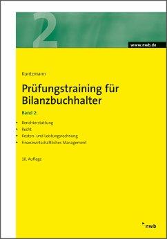 Prüfungstraining für Bilanzbuchhalter, Band 2 (eBook, ePUB) - Kuntzmann, Jörg