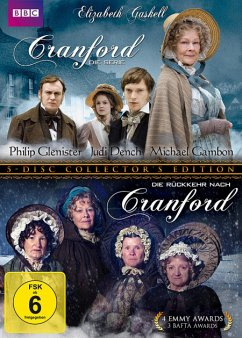 Cranford - Gesamtedition (5 Discs)