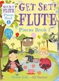 Get Set! Flute Pieces, w. Audio-CD