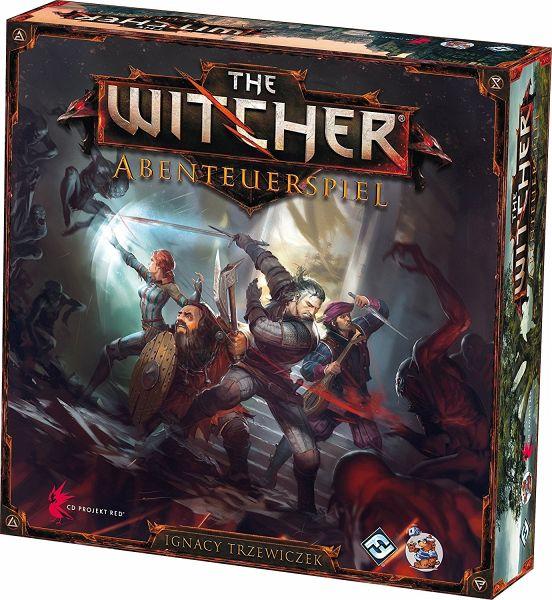 The Witcher Bücher