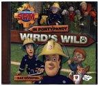 Feuerwehrmann Sam - In Pontypandy Wird's Wild, 1 Audio-CD