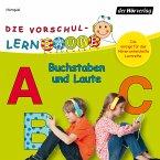 Die Vorschul-Lernraupe: Buchstaben und Laute (MP3-Download)
