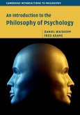 Introduction to the Philosophy of Psychology (eBook, ePUB)