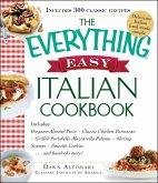 The Everything Easy Italian Cookbook (eBook, ePUB)