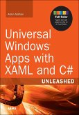 Universal Windows Apps with XAML and C# Unleashed (eBook, PDF)